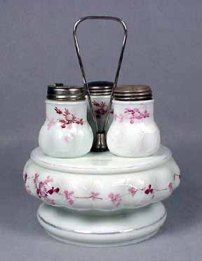 Victorian Condiment Sets
