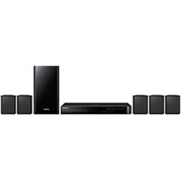 Samsung HT-J4500 500 Watts 5.1-Channel Blu-ray Home Theater