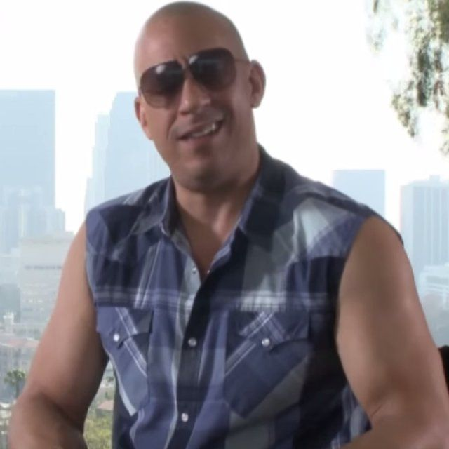 Pin for Later: Watch Vin Diesel Sweetly Sing Part of Paul Walker's Furious 7 Tribute Song