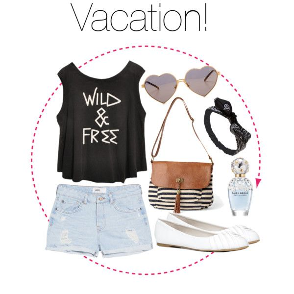 Vacation! by amanda1301 on Polyvore featuring polyvore, fashion, style, MANGO, ALDO, maurices, Wildfox, Wet Seal, Marc Jacobs, Summer, boho, marcjacobs and 2015