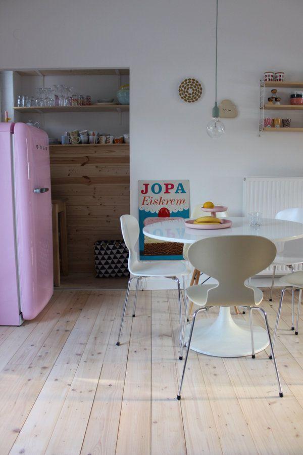Kühlschrank retro rosa  Die besten 25+ Retro kühlschrank Ideen auf Pinterest | Vintage ...