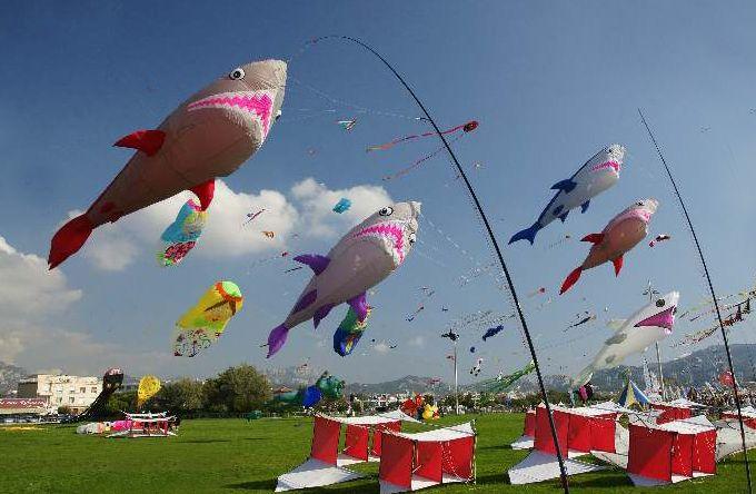 La Fête du vent revient à Marseille les 19 et 20 septembre. Au programme : démonstrations de cerfs-volants, ateliers et expositions.