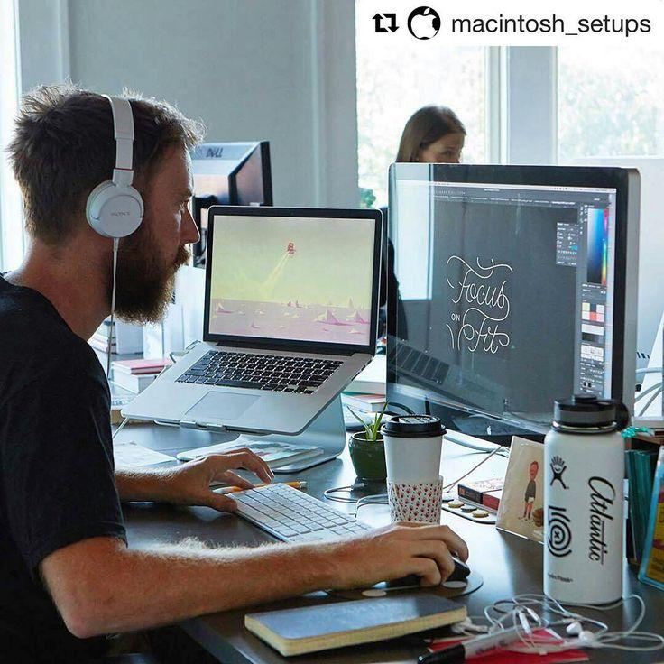 #Repost @macintosh_setups with @repostapp Follow My new EDC page @worldedc Photo: @focuslabllc #apple #applegeek #macintosh #photographer #everydaycarry #workspace #html5 #geek #developer #workplace #javascript #macos #webdeveloper #vanagonlife #macbook #ux #php #programming #mysql #softwaredeveloper #arduino #picture #linux #art #designer #workstation #java #coder