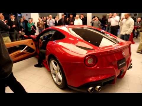 2013 Ferrari F12berlinetta | Unveiling | New Ferrari 2013 | Review | Con...