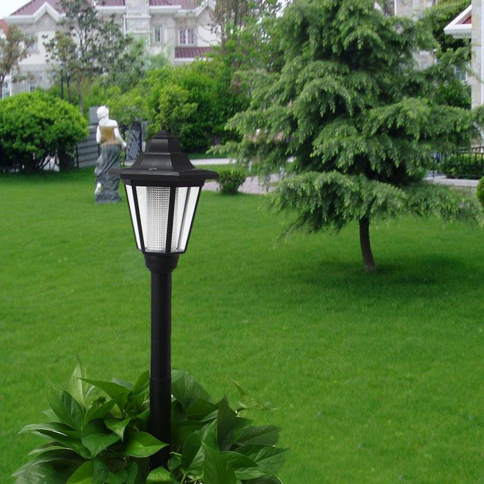Outdoor Solar Energy Lawn Light Lawn Landscape Party Path Ground Lighting