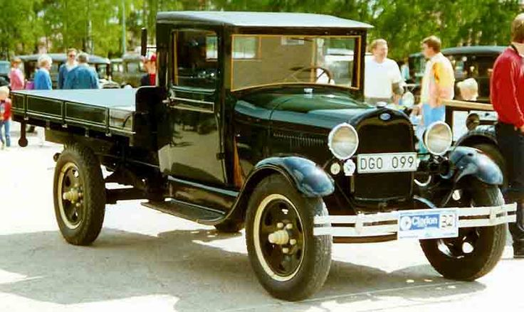 1929 Ford Model AA Truck DGO099 - Ford Model A (1927–31) - Wikipedia, the free encyclopedia