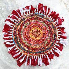 aude-marie   Rugs www.aude-marie.com Aude Marie / Knitwear Designer / Rug /  Circular Weaving / Handmade / India / Recycling / Sarees / Community / Women