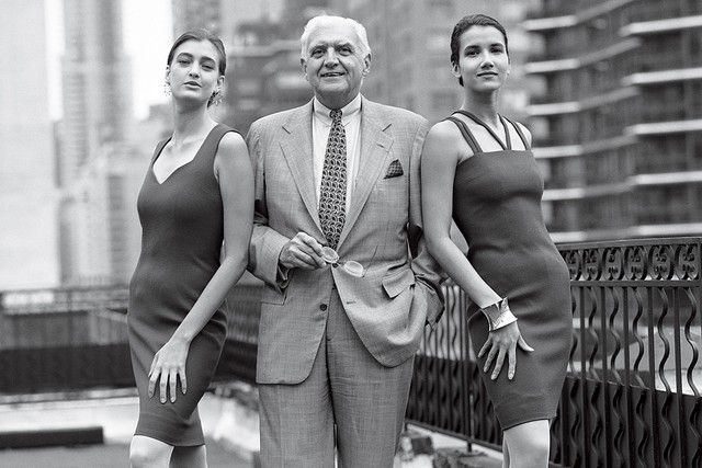 Marvin Traub - The visionary that transformed Bloomingdales/How lucky I was to work with him for 9 years at Bloomingdale's.  R.I.P., Marvin, you are the best!