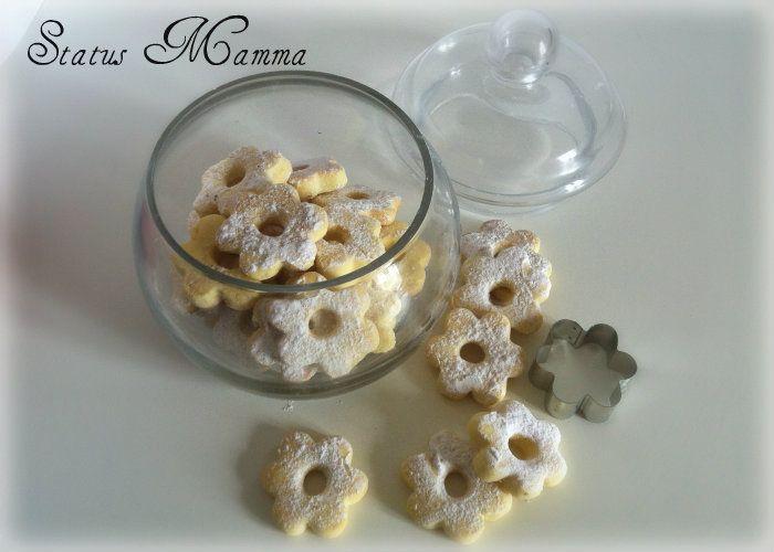 Canestrelli ricetta classica di biscotti friabili