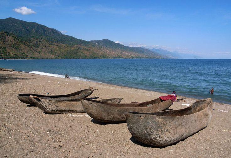 Matema Beach Dugouts - Matema, Mbeya. Even more beautiful in person!