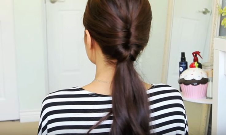 These Ponytails Are Perfect For When You're Running Late