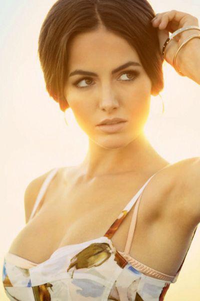 Camille Belle. Stunner.