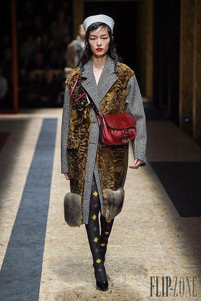 Prada Fall-winter 2016-2017 - Ready-to-Wear