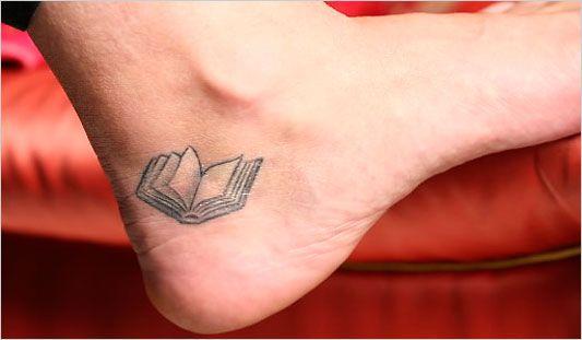 book: Tattoo Ideas, Book Tattoo, Small Tattoo, Tattoos, Tattoo Designs, Body Art, Tattoo'S, Tatoo, Ink