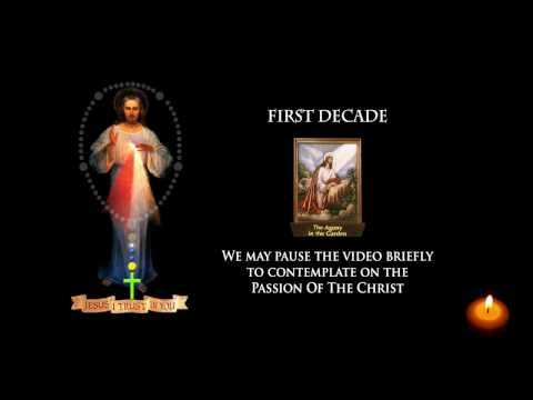 "The Chaplet of Divine Mercy ""3 o'clock habit"" in song. YouTube. The same chaplet from EWTN."