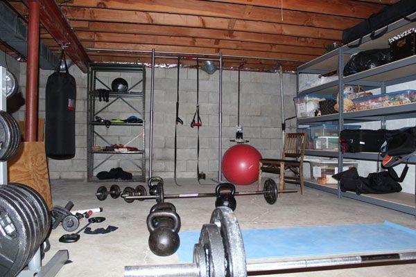 Inspirational garage gyms & ideas gallery pg 6 dream home garage