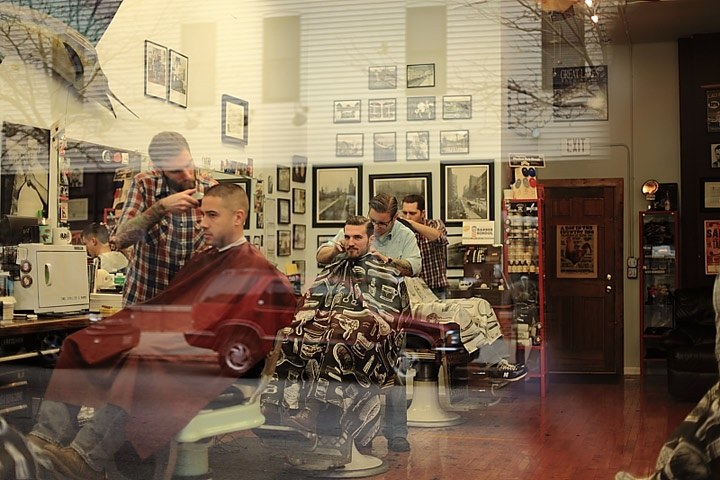 Belmont Barbershop (Chicago)