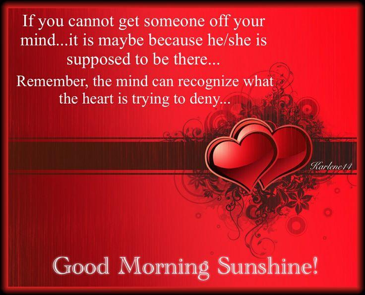 Good Morning Sunshine You Are My Sunshine : Good morning sunshine i love you always in my heart