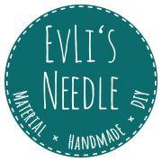 EvLi's-Needle ... stoffe, z.b. chevron