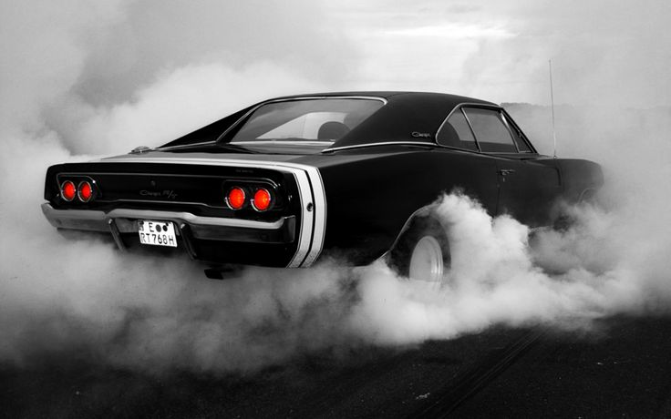 1969 Dodge Charger R/T Oh Yeah...donuts in a big empty lot with no light poles!!!wooooohoooo