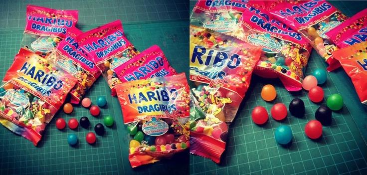 #bleuoutremer #sweets #design #haribo #bonbon #miam!