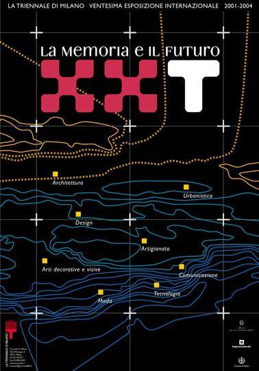 XX Triennale di Milano, 2001-04