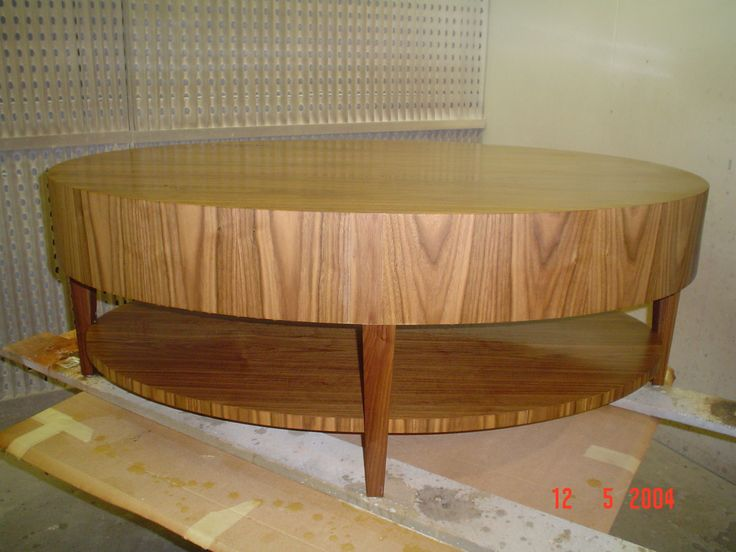 Ash wood coffee table to be refinished