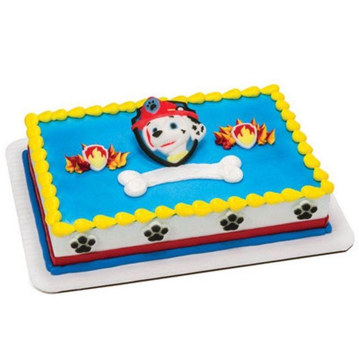 Best 25+ Paw patrol cake decorations ideas on Pinterest ...