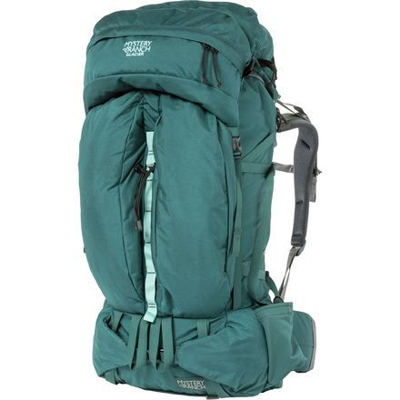 1203ea7478 Count on the Mystery Ranch Women s Glacier Backpack to help you comfortably  tote everything you need for a few days in the wilderness.