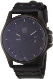 Luminox 1870-Series Quartz Black Calfskin Band Black Dial Men's Watch - 1879.BO
