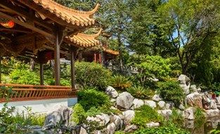 Chinese Garden Garden of Friendship is a secret garden in the hustle and bustle of Darling Harbour