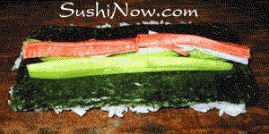 Sushi Now, Sushi Rolling Guide