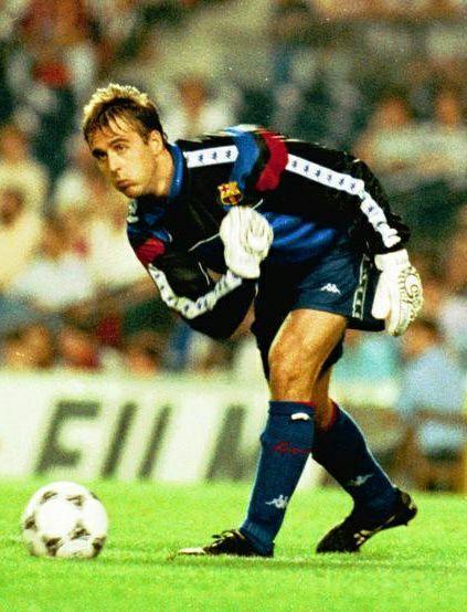 Julen Lopetegui (1994-1997) España  f8b12480b1488