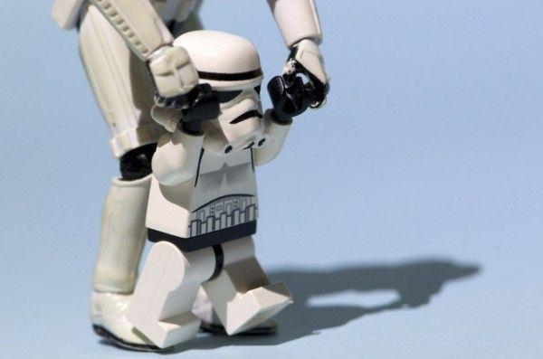 child trooper