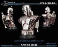 #StarWars AOTC Jango Fett Bounty Hunter 1:6 Cold Cast Statue Mini-Bust by Gentle Giant | Slave 1 Lucas || In stock @DCCollectibles (click image to buy it now). Orders of 2 or more listings (total $69 or higher), ships for FREE! Continental US only.