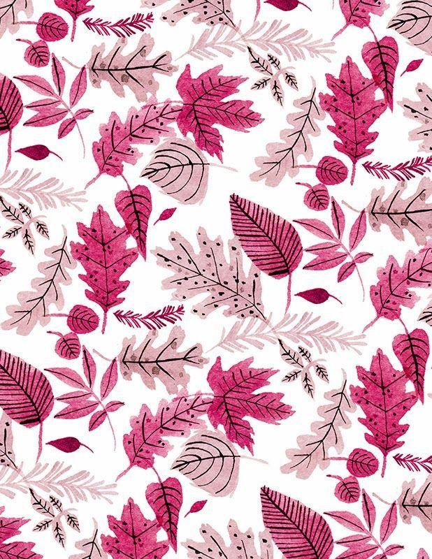 December Leaves by Vikki Chu
