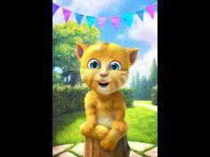 Gato Tom deseandoles un ¡Feliz Año Nuevo! - YouTube