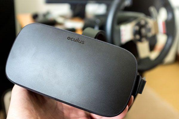 Oculus Rift - Sim Racing VR