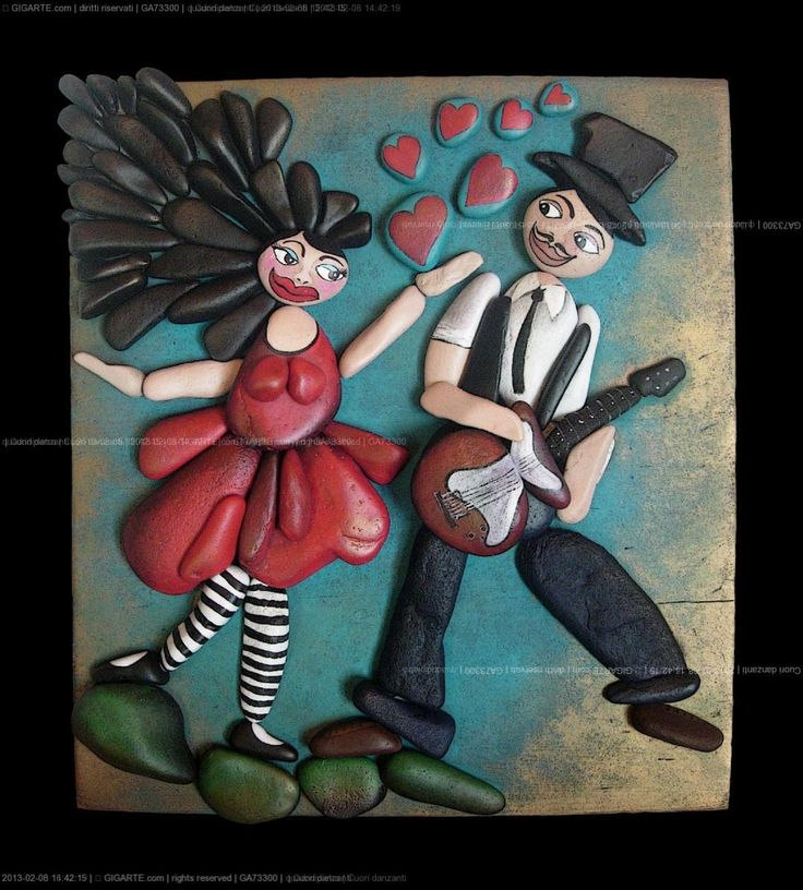 Cuori danzanti @GIGARTE.com