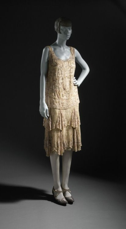 Evening Dress1926The Los Angeles County Museum of Art