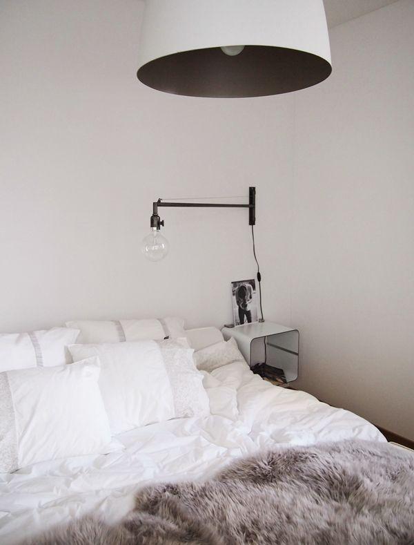 Wall lamp   House Doctor, Cube shelf Curve   Bolia (via stil inspiration)