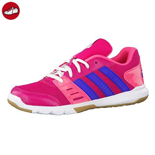 adidas Kinder Turnschuhe Sportschuhe Hallenschuhe ESSENTIAL STAR 2 K pink, Größe:UK 6 (39 1/3) - Adidas schuhe (*Partner-Link)