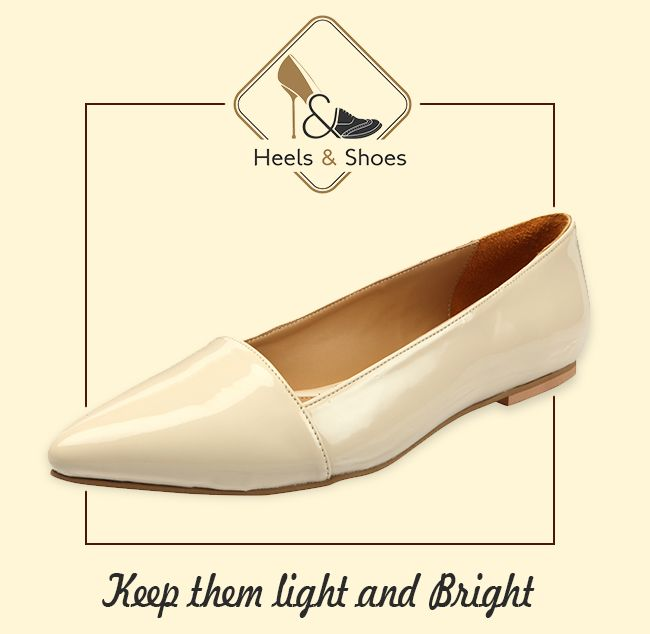 ➦Give value to your feet with the most comfortable range of #footwear by Heels & Shoes ! Get them here : ✔ http://bit.ly/BEIGEPOINTYTOED #CraftedwithCare #CasualFootwear #Footwear #shine #heelshoes #RelentlessbyNature #LatestFashion