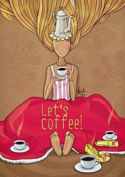 Shall we? #coffee