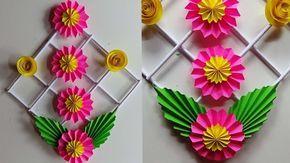 Wall Decor Ideas Hiasan Dinding Dari Kertas Dengan Gambar