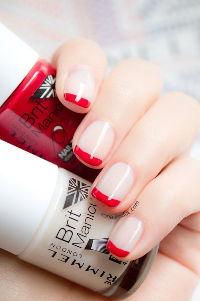 Rimmel Brit Manicure – Review
