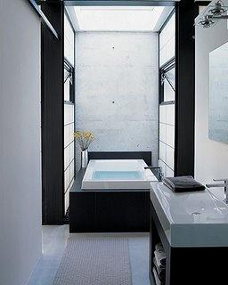 25 beste idee n over japanse badkamer op pinterest for Badkamer zen