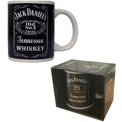 Jack Daniels   Old No.7 Brand Mug   Mugs   Ceramics   Homeware   GreatGearStore.com