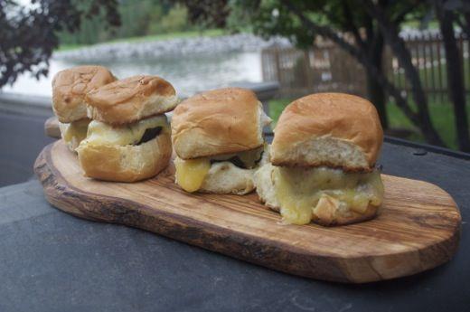 Try these Jerk Pork Tenderloin Sliderson your #chiminea. Just in time for the #SuperBowl