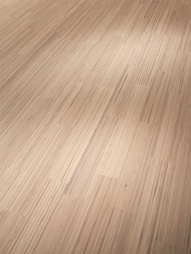 1518121 Parador Parkett Classic Schiffsboden Esche Finelinemuster natur matt lackiert weiß